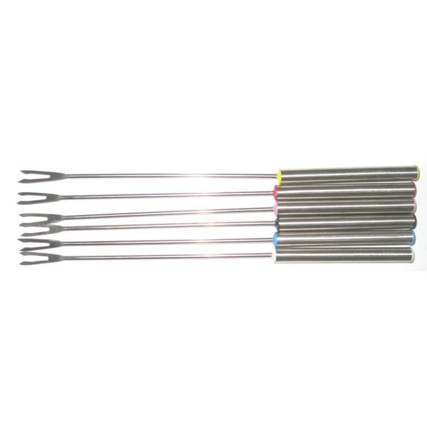 Le Cuistot Stainless Steel Fondue Forks