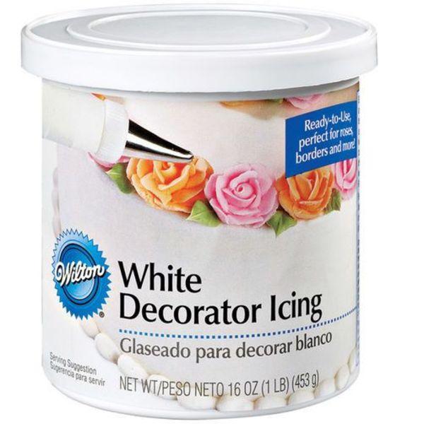 Wilton White Icing, 1 lb