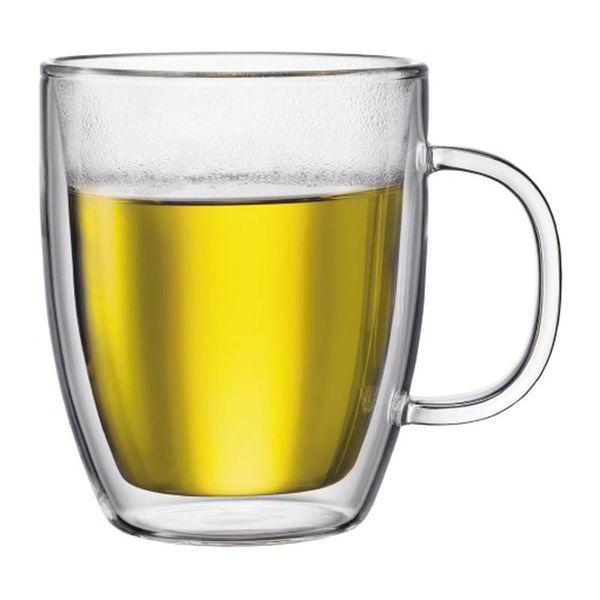 Bodum Bistro 2 Pc Jumbo Mug Set