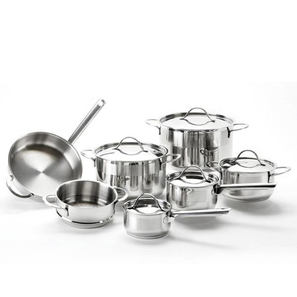 Ensemble de 12 morceaux de Cool Kitchen Pro