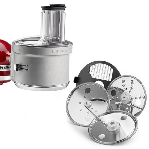 Accessoire Exact Slice pour le robot culinaire KitchenAid