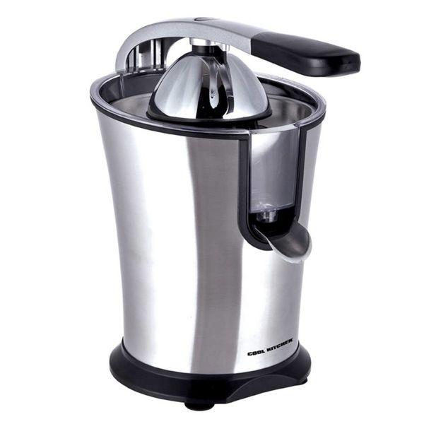 Cool Kitchen Pro Stainless Steel Citrus Juicer