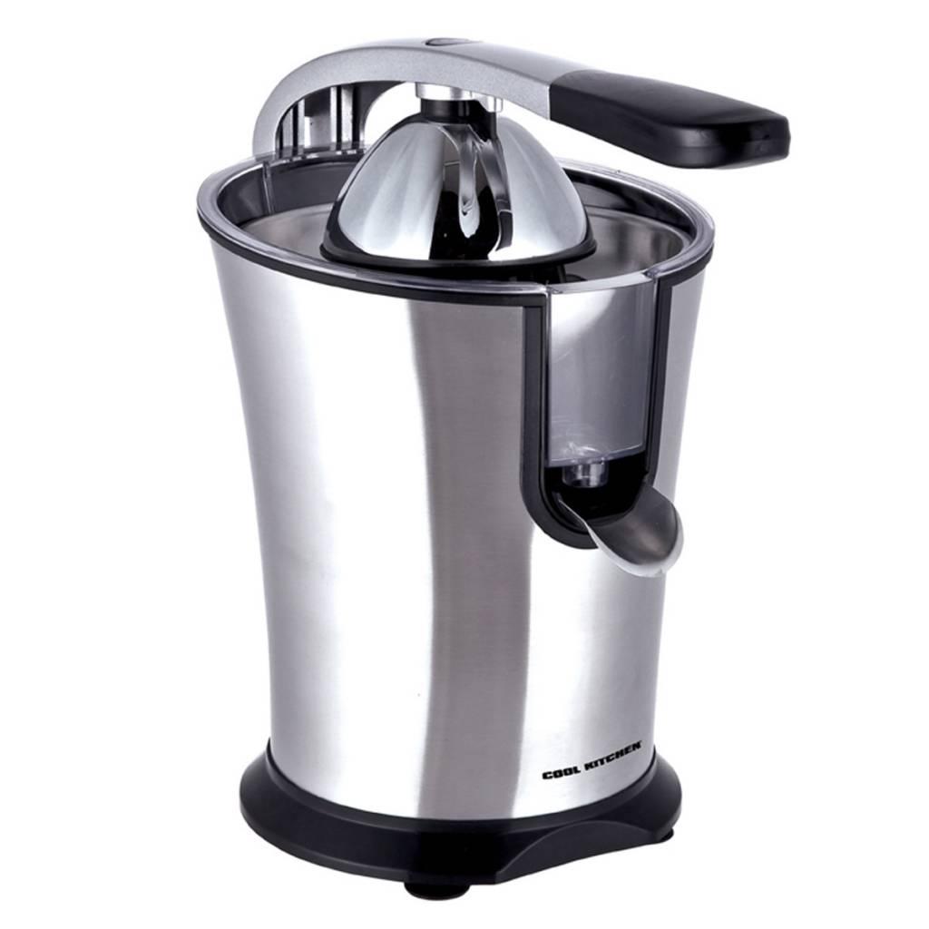 Presse agrumes en acier inoxydable de cool kitchen pro for Acier inoxydable cuisine