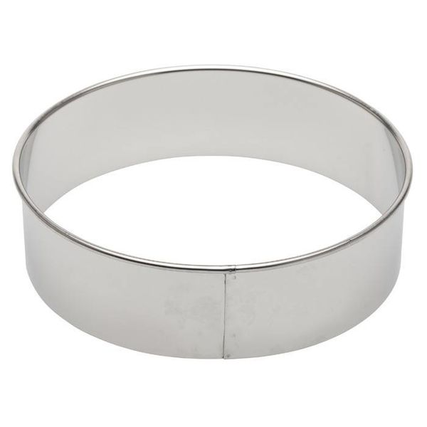 """Ateco 6"""" Round Cookie Cutter"""