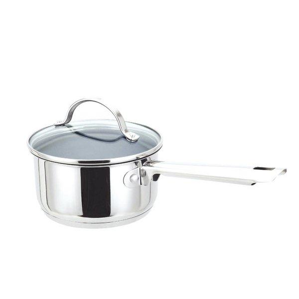 Saucier avec couvercle de Cool Kitchen Pro Green Cuisine 2.5 L