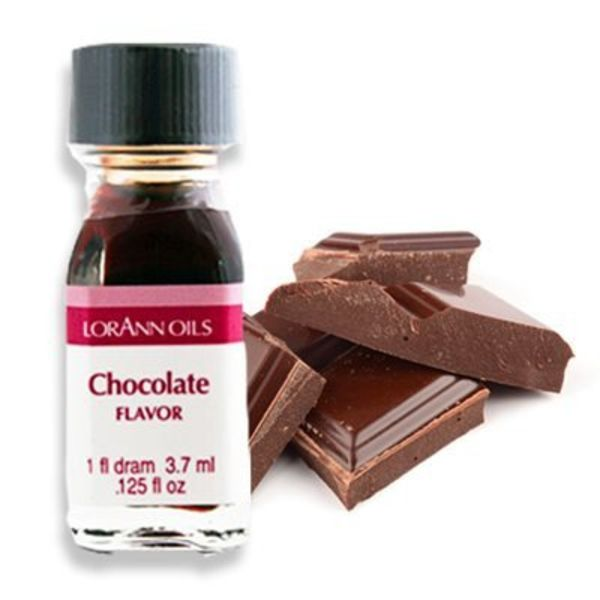 Arôme en huile chocolat 3,7 ml de Lorann Oil