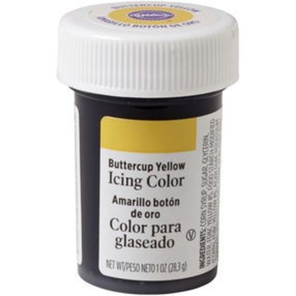 Colorant à glaçage bouton d'or de Wilton