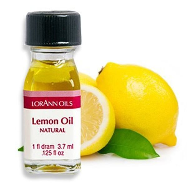 Lorann Oil Lemon Flavour 3,7 ml