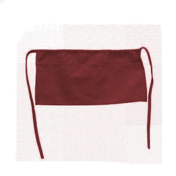 Johnson Rose Change Aprons Burgundy