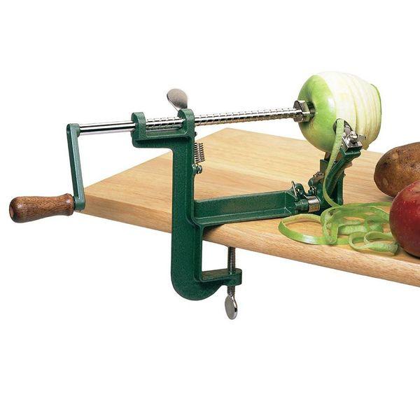 Éplucheur de pommes rapide avec Pinces pour table de Fox Run