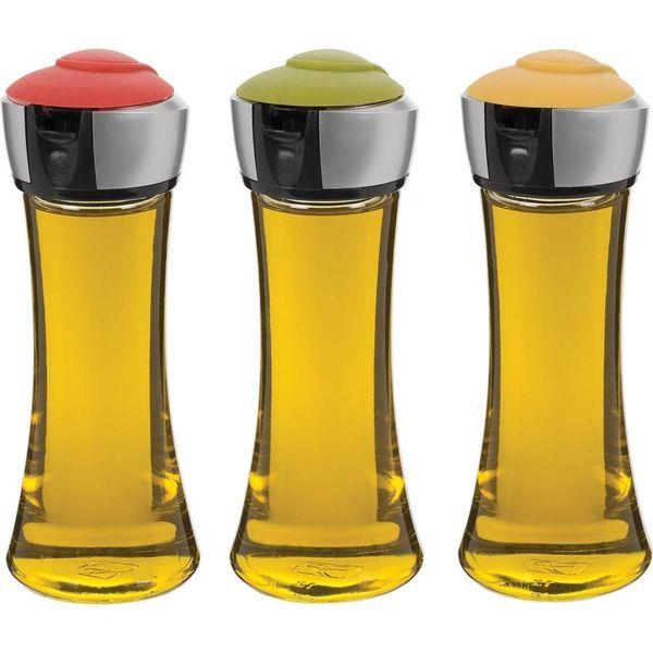 Bouteille à huile ou vinaigre POP de Trudeau