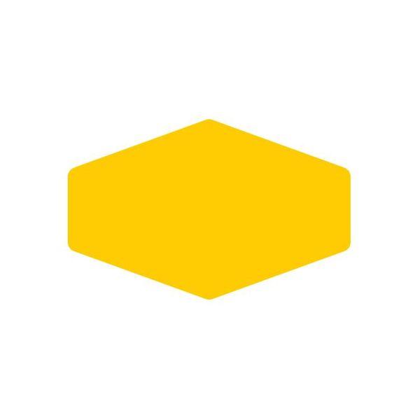 Colorant en pâte de gelée jaune ?uf Spectrum/Americolor