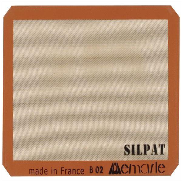 Tapis de cuisson en silicone Silpat