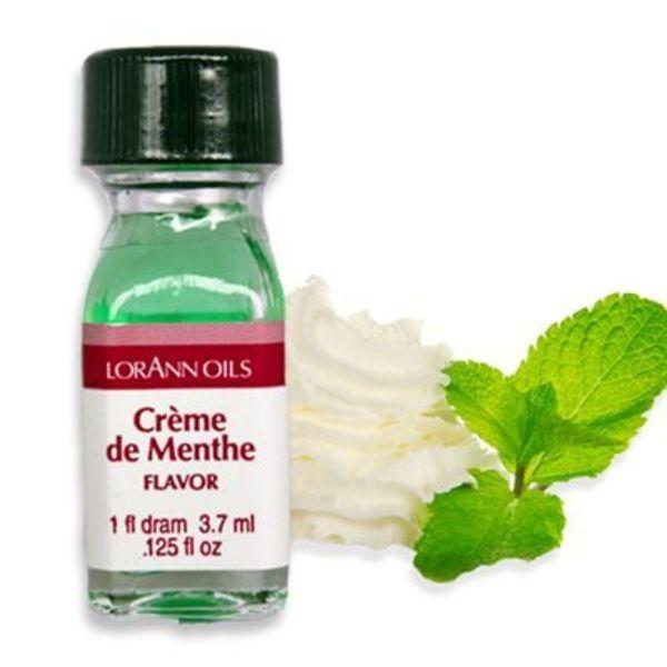 Arôme en huile crème de menthe 3,7 ml de Lorann Oil