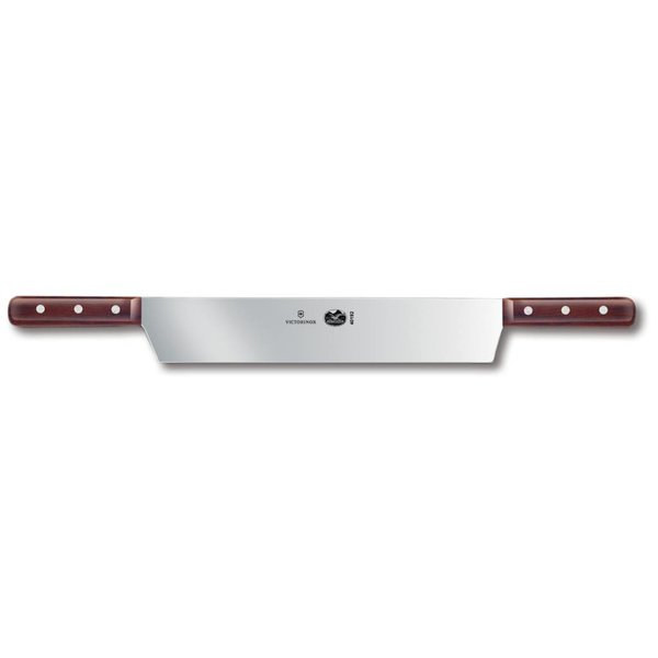 Victorinox Double Handle Rosewood Cheese Knife