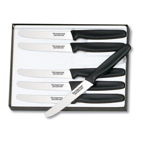 Ensemble de 6 couteaux à bifteck de Victorinox