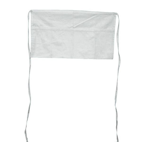Johnson Rose Change Aprons White