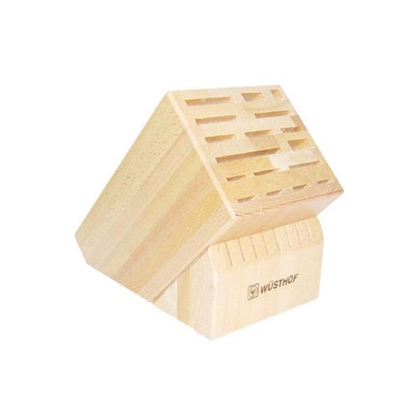 Wusthof 25 Piece Beechwood Knife Block