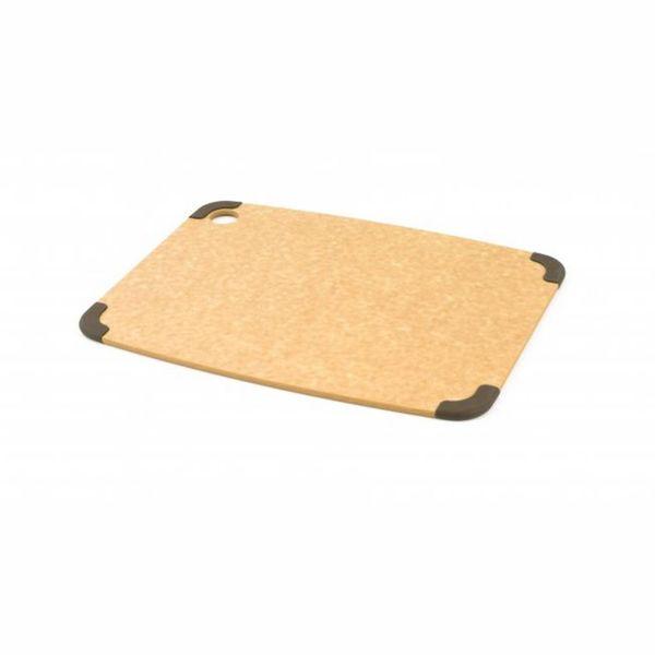 Planche à découper antidérapante de Epicruean 36 cm x 28 cm couleur naturel