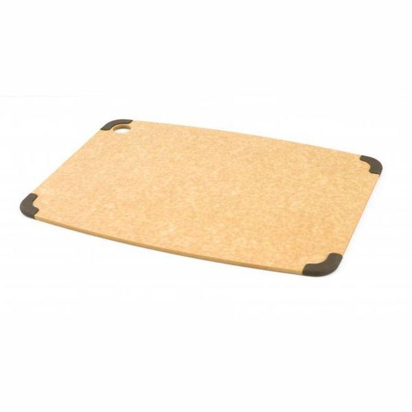 Planche à découper antidérapante de Epicruean 44 cm x 33 cm couleur naturel