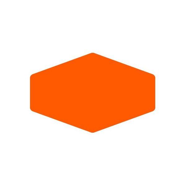 Colorant en pâte de gelée orange électrique Spectrum/Americolor