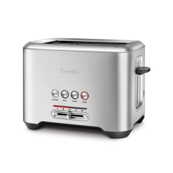 Breville The Bit More 2 Slice Toaster