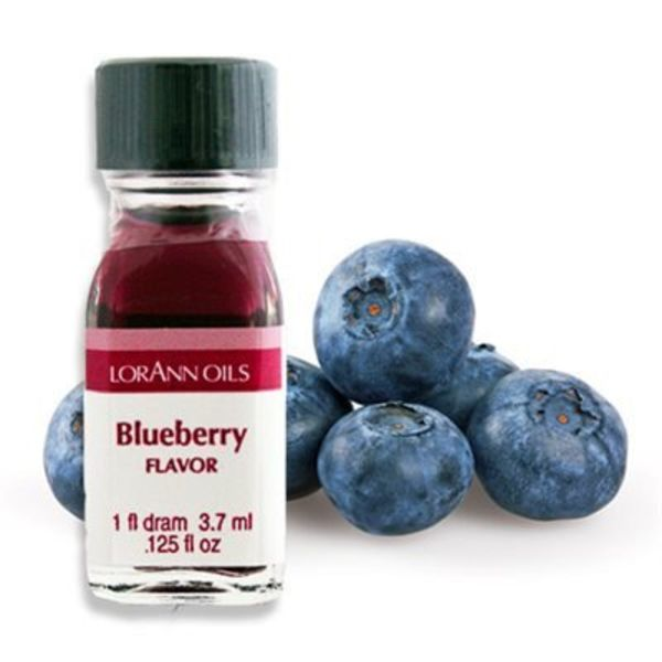 Lorann Oil Blueberry Flavour 3,7 ml