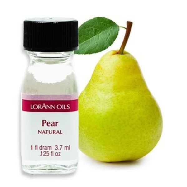 Lorann Oil Pear Flavour 3,7 ml