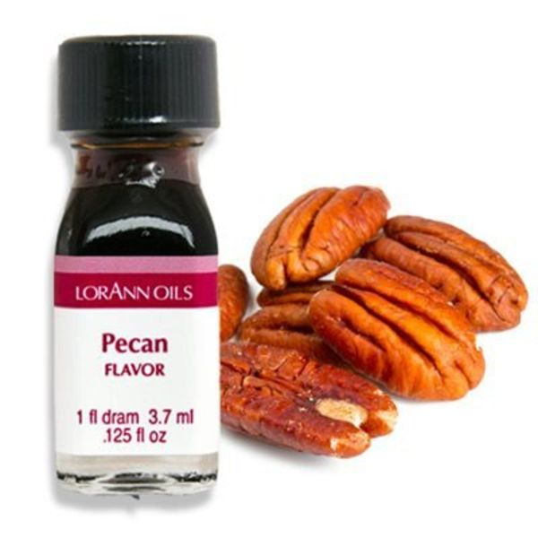 Arôme en huile pacane 3,7 ml de Lorann Oil