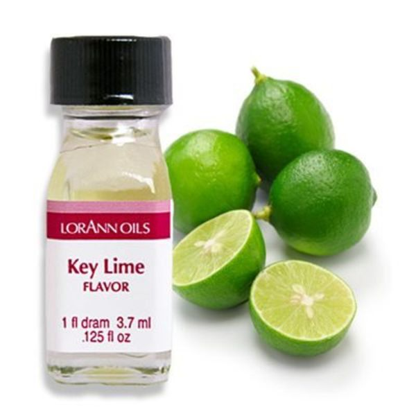 Lorann Oil Key Lime Flavour 3,7 ml