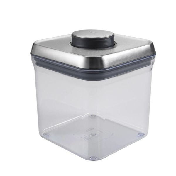 """Oxo """"Pop"""" Steel Container 2.3L"""