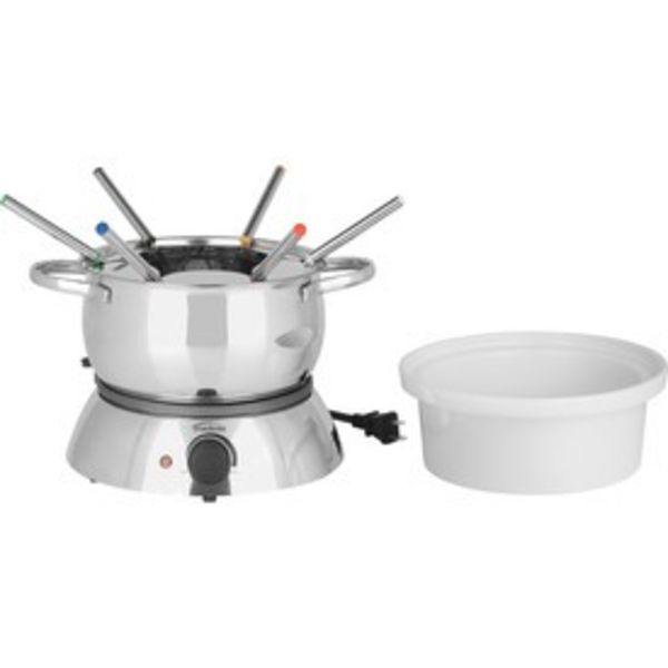 Trudeau Alto Electric Fondue Set