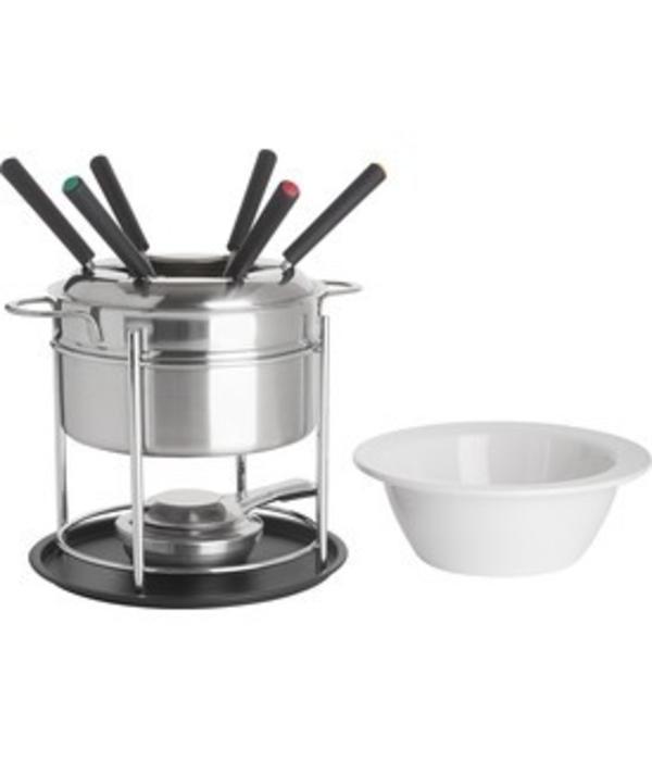 ensemble de fondue sorento de trudeau ares cuisine. Black Bedroom Furniture Sets. Home Design Ideas