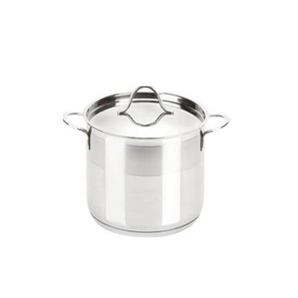 Strauss Pro Stock Pot with Cover 14 L