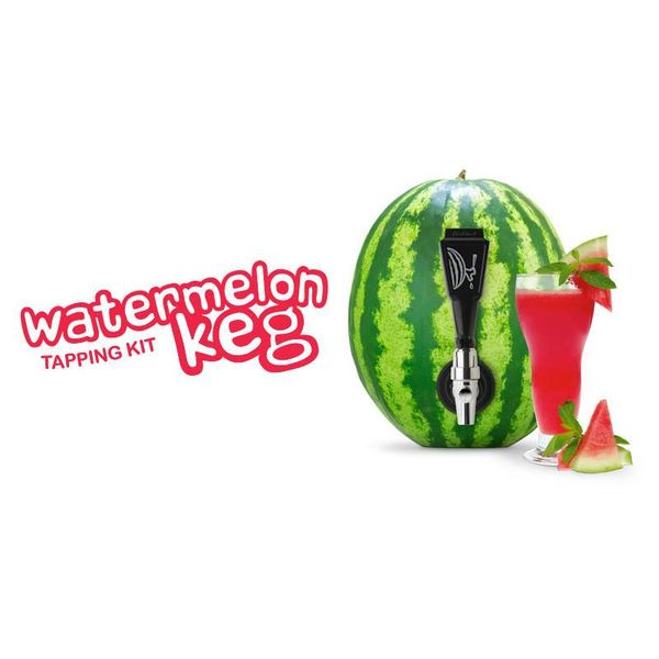 Final Touch Watermelon Keg Tapping Kit