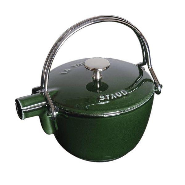 Staub Teapot 1.1 L Basil