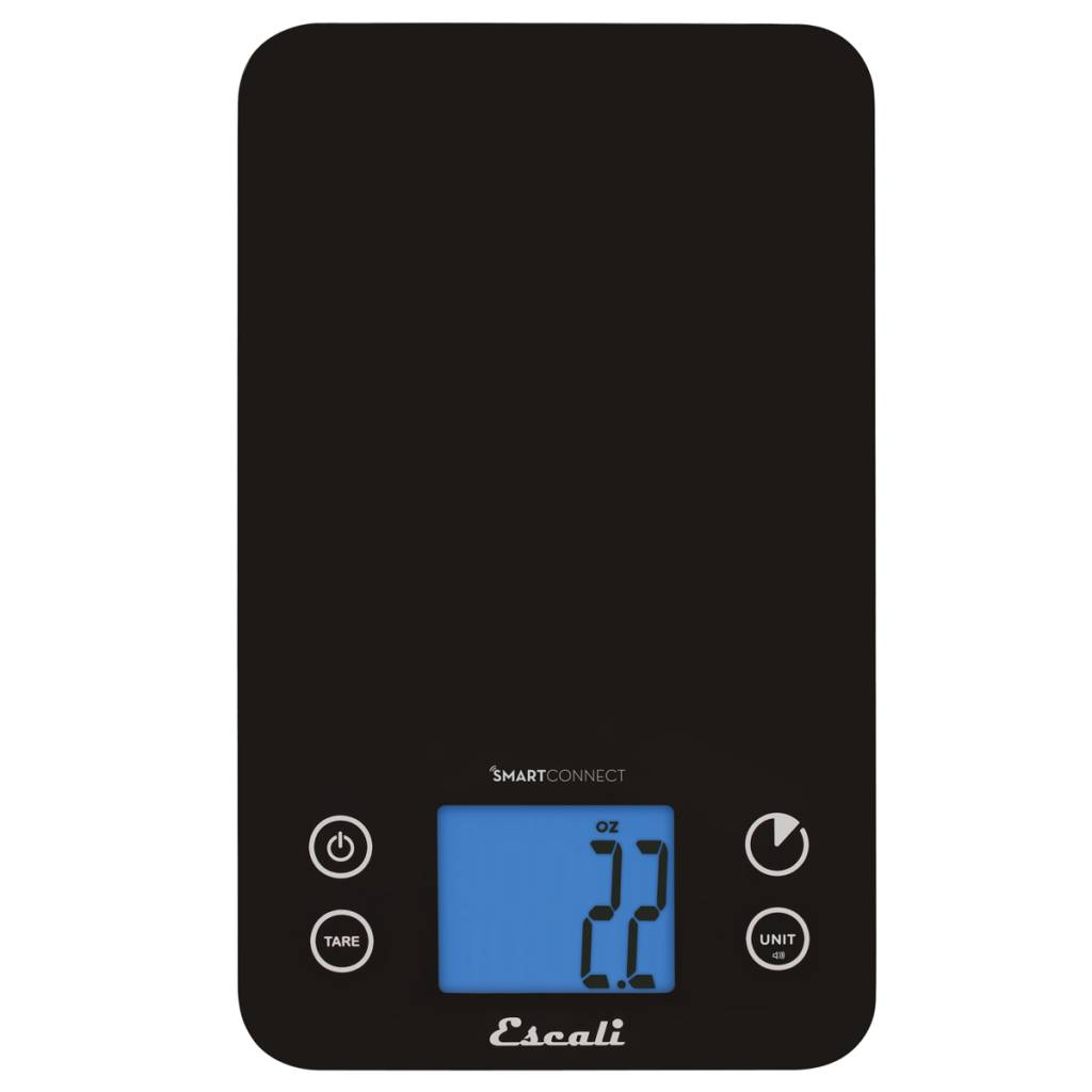 Escali Smartconnect Kitchen Scale With Bluetooth Ares Cuisine