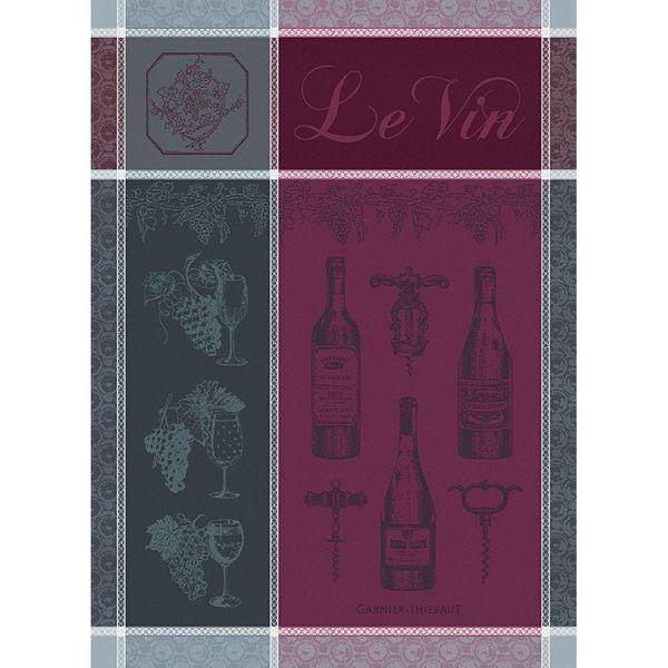 Garnier-Thiebaut Wine Kitchen Towel