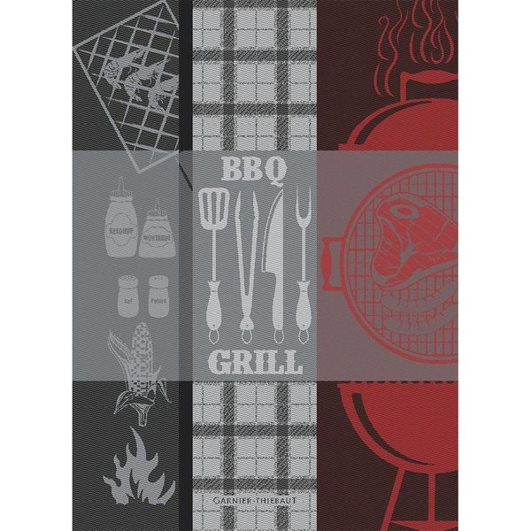 Garnier-Thiebaut BBQ Kitchen Towel