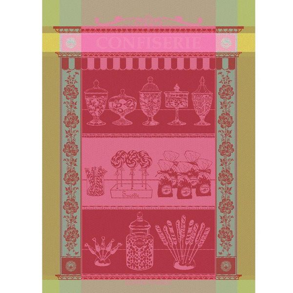 Garnier-Thiebaut Sweets Kitchen Towel