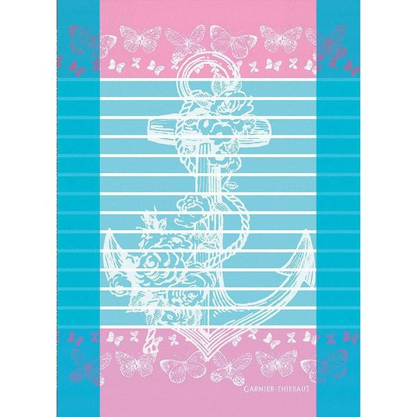 Garnier-Thiebaut Anchor Kitchen Towel