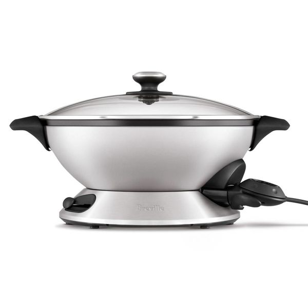 Breville The Hot Wok Pro