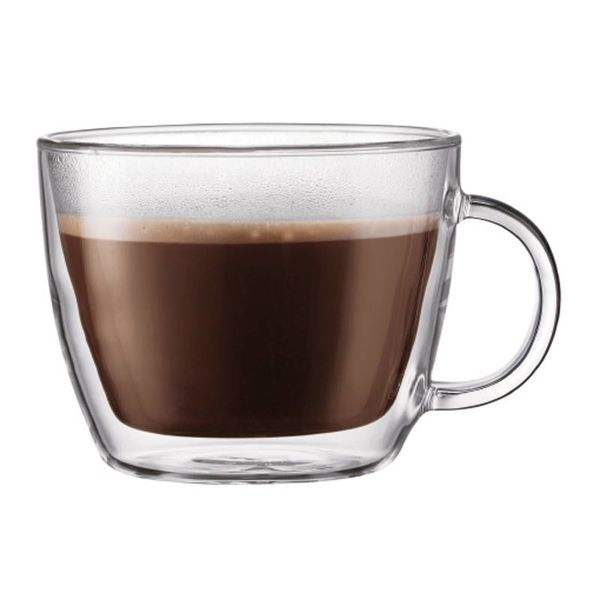 Ensemble de 2 tasses à Café latte Bistro de Bodum