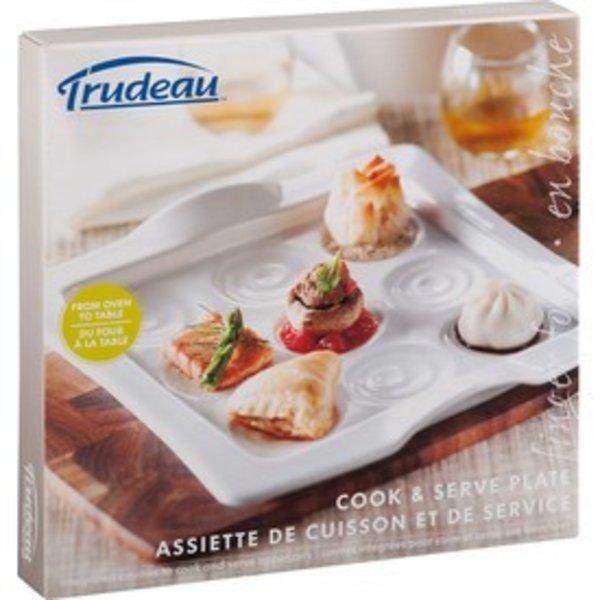 Assiette de cuisson et service Galicia de Trudeau
