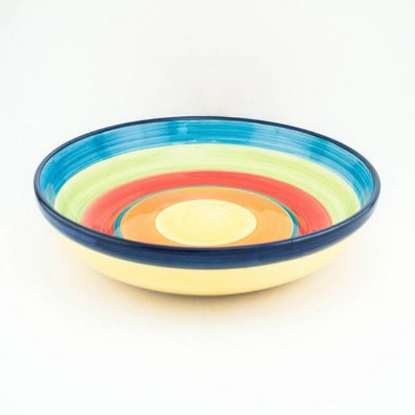 Portugal Imports Fiesta Large Pasta Bowl