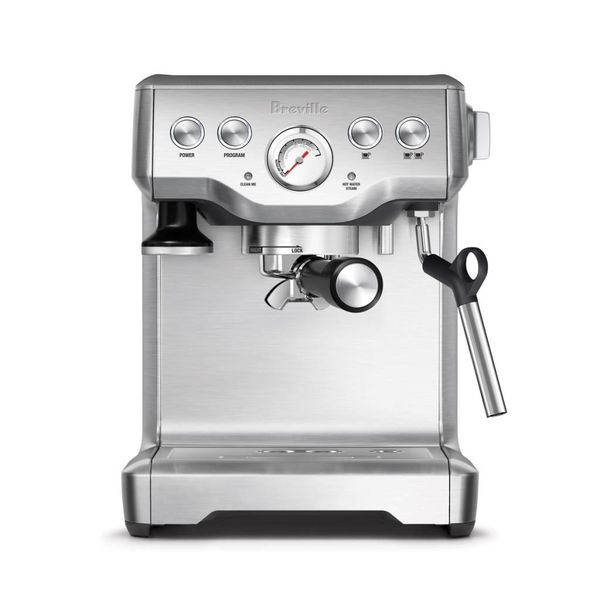 "Machine à espresso ""The Infuser"" de Breville"