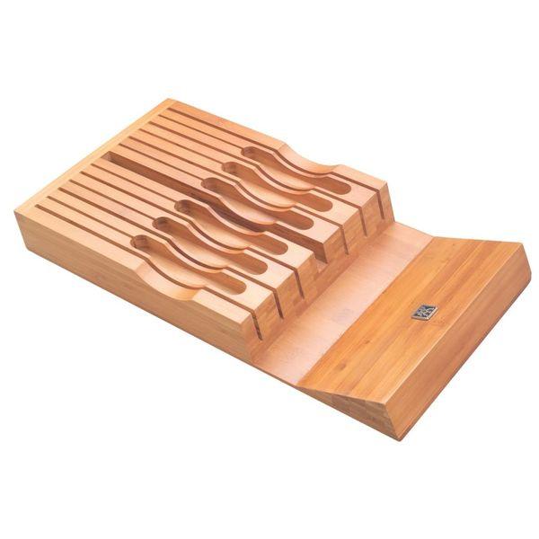 Entreposage de couteaux pour tiroir de Henckels