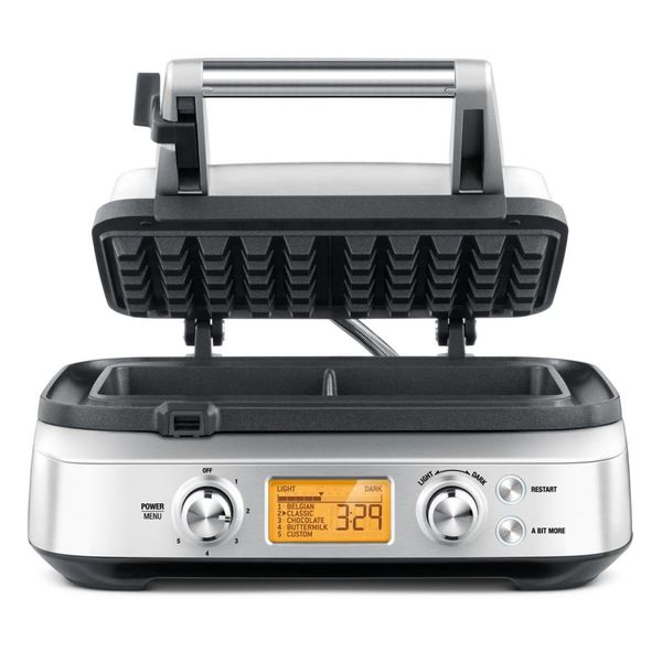 Breville The Smart Waffle 2 Slice