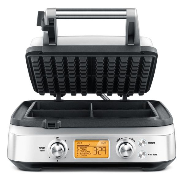 Breville The Smart Waffle 4 slice