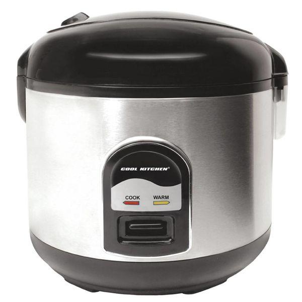 Cuiseur à riz et étuveuse déluxe de Cool Kitchen Pro